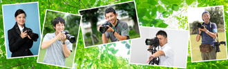 カメラマンサポートのイメージ画像